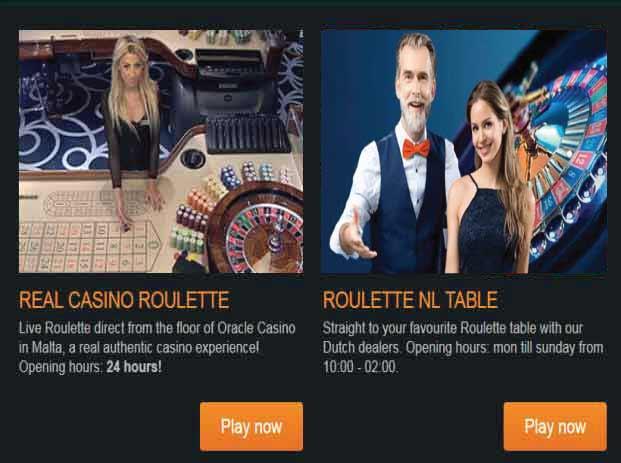 kroon casino home
