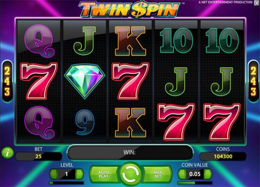 gokkast-twin-spin