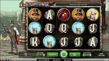 steam-power-gokkast