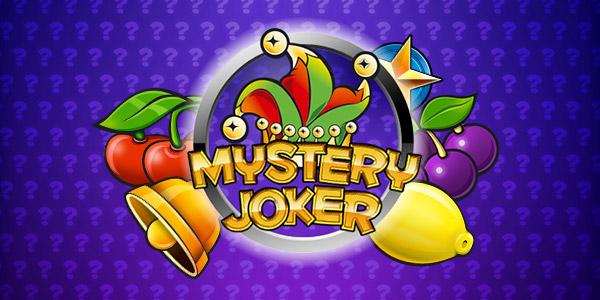 mystery joker gokkast