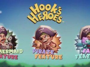 hooksheroes
