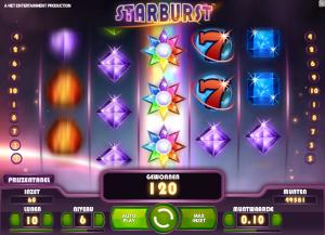 Starburst-gokkast