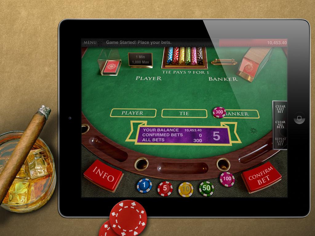 ipad casino bonus