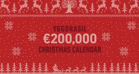 yggdrasil-kerstkalender